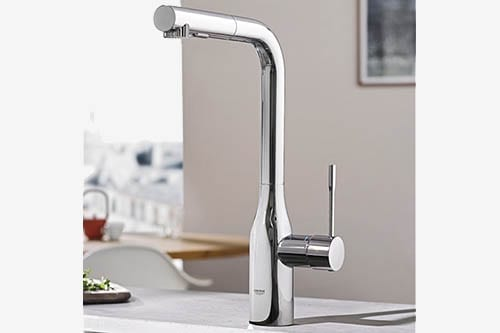 Grohe Essence New Kitchen Faucet Elegant Essence New Single Hand